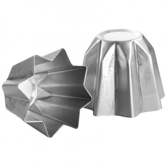 Forma Pandoro - Stampo in alluminio Paderno