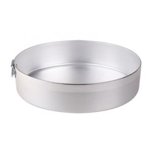 Tortiera cilindrica Ø30cm in alluminio 99% c/anello FAMA6630 Agnelli