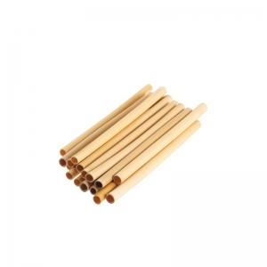 Cannucce in bambù - set 24 pezzi Ø0,6cm H14cm Paderno