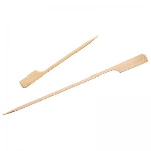 Spiedini TEPOKUSHI monouso in bamboo 9cm - set 100 pezzi Paderno