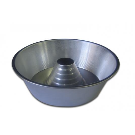 Ruoto per casatiello Ø22cmH7,5cm in alluminio Liotti