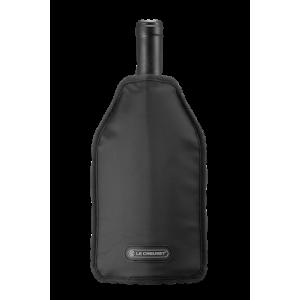 Rinfresca vino in nylon nero Le Creuset