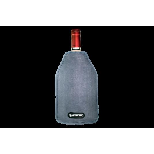 Rinfresca vino in nylon grigio Le Creuset
