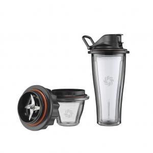 Starter Kit bicchiere To Go, ciotola Ascent e gruppo lame VTX 068391 Vitamix