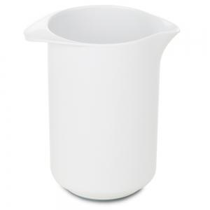 Bicchiere di miscelazione Margrethe 1L in melamina bianca Rosti