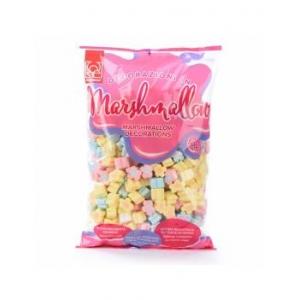 Decorazioni in marshmallow Fiori Mix