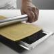 Ravioli Tablet nero Tavoletta per 10 ravioli da 5x5cm c/mattarello incluso Marcato