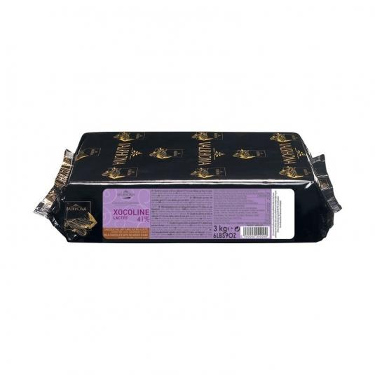Cioccolato XOCOLINE LATTE 41% Blocco da 3Kg Valrhona
