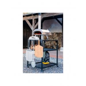 Tavolo modulare M 60x80cm H90cm per forni/accessori Ooni OON UU-P09700 Ooni