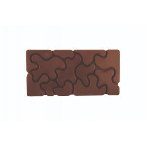 CAMOUFLAGE PC5011 BY FIORANI Stampo tavoletta di cioccolato in policarbonato 3x100gr Pavoni