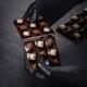 MOULIN PC5009 BY VALLEE Stampo in policarbonato tavoletta di cioccolato 3x100gr Pavoni