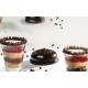 Perle croccanti di cioccolato fondente Sacco 800gr Callebaut