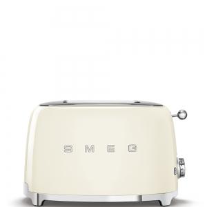 Tostapane 2x2 crema 950W TSF01CREU 50's Style Smeg