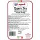 SUPER ICE Preparato in polvere per ghiaccia reale istantanea 1kg Laped