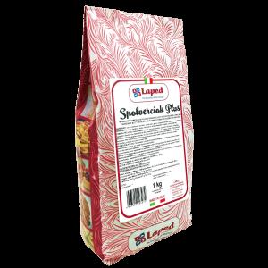 SPOLVERCIOK PLUS Cacao in polvere per decorazioni a spolvero 1kg Laped