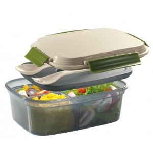 Lunch box COOL con scomparti separati XL 1,25L Cilio
