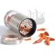 VOYAGE Macina peperoncino mini inox/acrilico trasparente H7,5cm AdHoc