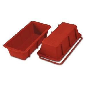 SFT331 Stampo in silicone plum cake 30x10cm 7cm Silikomart