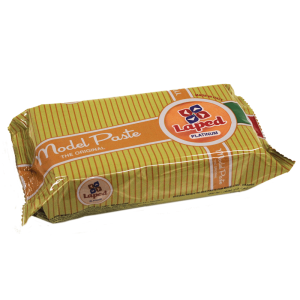 MODEL PASTE Pasta di zucchero arancione 1kg Laped