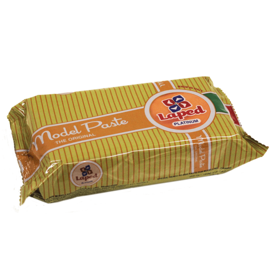 MODEL PASTE Pasta di zucchero arancione 1kg Laped