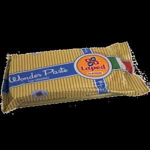 WONDER Pasta di zucchero da copertura arancione 1kg Laped