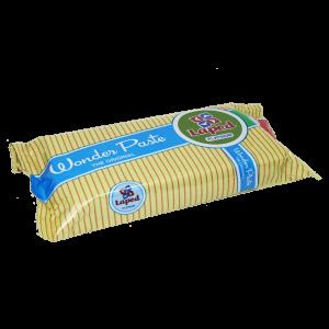WONDER Pasta di zucchero da copertura verde mela 1kg Laped
