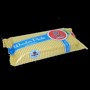 WONDER Pasta di zucchero da copertura rossa 1kg Laped