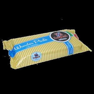 WONDER Pasta di zucchero da copertura nera 1kg Laped
