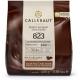 Cioccolato al latte 33,6% N.823 Sacchetto 400gr Callebaut