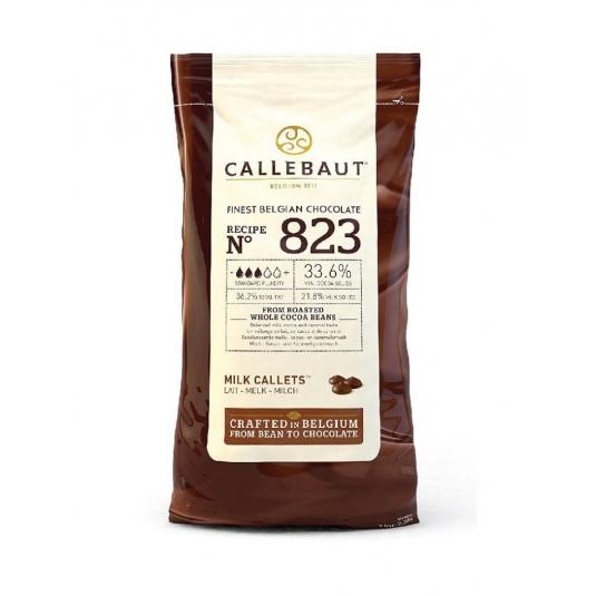 Cioccolato Callebaut Latte
