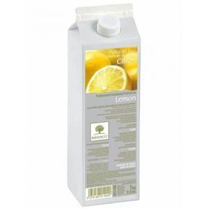 Purea di limone 10% zucchero 1kg Ravifruit