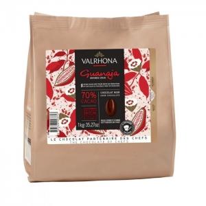 Cioccolato Valrhona Guanaja 70% 1Kg