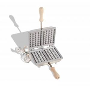Biscottiera elettrica profonda due posti per waffle CBE ELettrodomestici