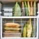 Stasher bag Sandwich Aqua Sacchetto in silicone M 450ml multiuso riutilizzabile