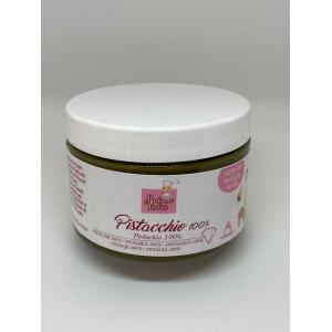 Pasta aromatizzante al PISTACCHIO 100% 160gr Madame Loulou Rue Flambée