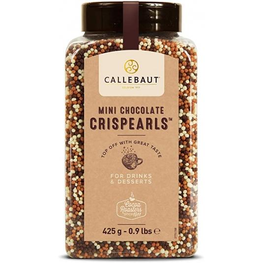 Mini perle croccanti di cioccolato mix Mona Lisa Sprinkle 450gr Callebaut