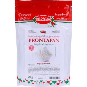 PRONTAPAN Preparato vegetale in polvere al gusto panna 170gr Graziano