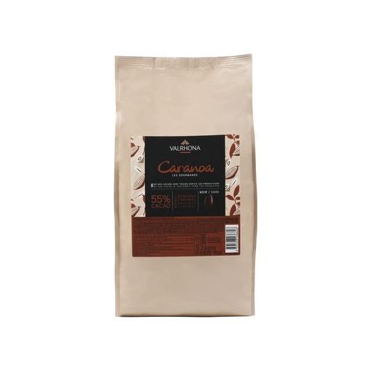 Cioccolato Valrhona CARANOA 55%