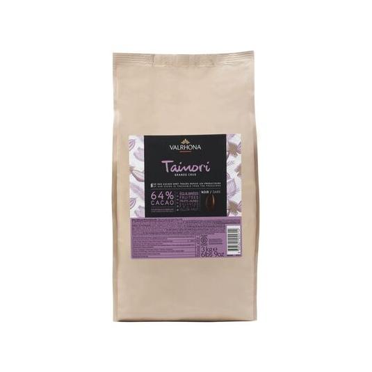 Cioccolato Valrhona Tainori 64%