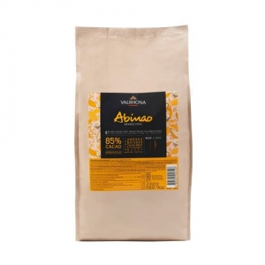 Cioccolato ABINAO 85% Sacco da 3Kg Valrhona