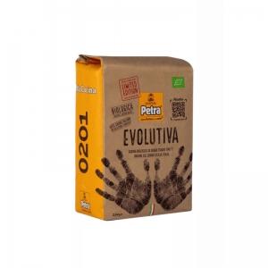 FARINA PETRA EVOLUTIVA (0201) 2.5 KG BIOLOGICA Molino Quaglia
