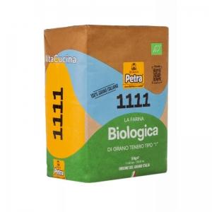 Farina Petra 1111 Biologica sacco 5kg Molino Quaglia