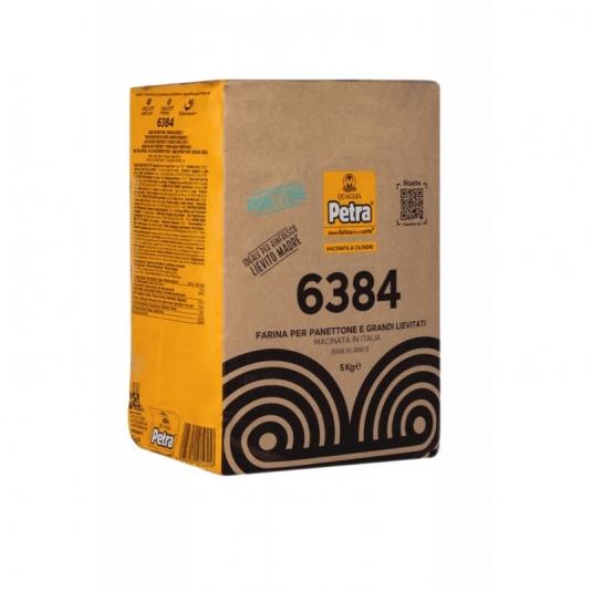 Petra 6384 Farina panettone e grandi lievitati Sacco 5kg Molino Quaglia