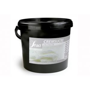 CREMSUCRE PASTE Crema di zucchero in pasta 7kg Sosa