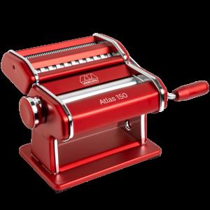 Macchina per la Pasta Atlas 150 Wellness Rossa