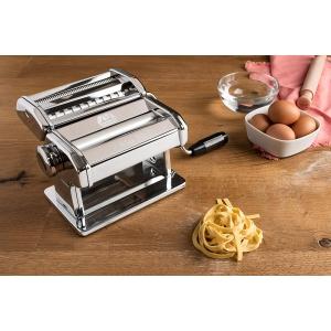 Atlas 150 Design Macchina per pasta fresca cromo Marcato