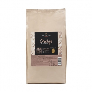 Cioccolato Valrhona Blond Orelys 35%