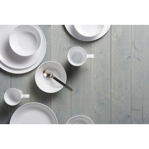 Tazza mug Flow 300ml in melamina bianca Mepal