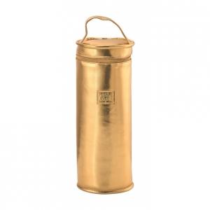 Porta bottiglie termico 2L oro serie CITY Be Cool