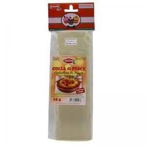 Fogli di Gelatina Alimentare Graziano 15 gr